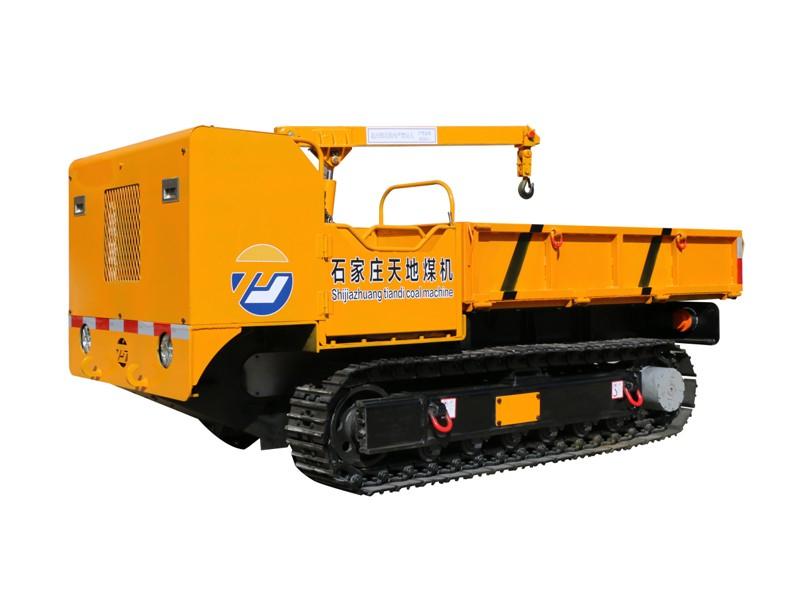 矿用履带式运输车