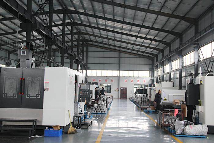 天地煤机-生产车间