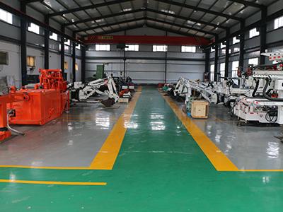 天地煤机-生产厂房