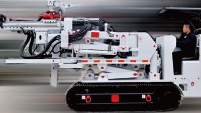 天地煤机分享调节液压锚杆钻机压力的方法