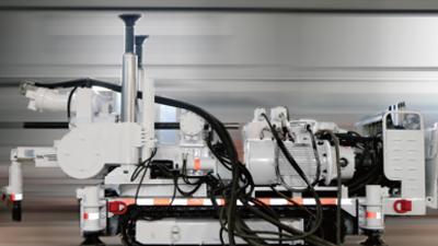 天地煤机分享液压钻车常见故障产生的原因及处理方法